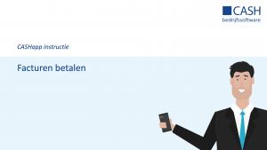 Cashapp Instructie Preview Factuur Betalen